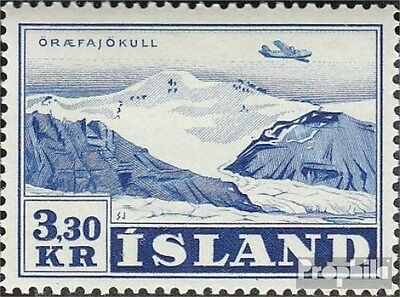 Iceland 280 with hinge 1952 Aircraft