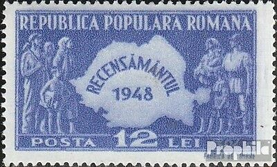 Romania 1093 unmounted mint / never hinged 1948 Census