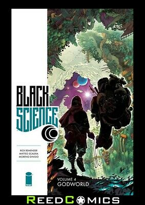 BLACK SCIENCE VOLUME 4 GODWORLD GRAPHIC NOVEL New Paperback