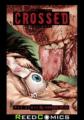 CROSSED VOLUME 16 GRAPHIC NOVEL New Paperback Collects Crossed Badlands #87-92