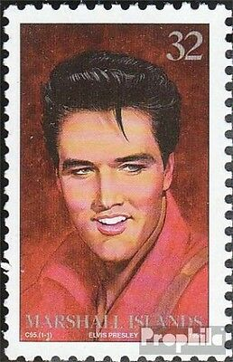 Marshall-Islands 712 unmounted mint / never hinged 1996 Elvis Presley