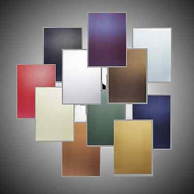 A4 Peregrina Pearlised Paper -120gsm double sided Quality new pearl craft paper