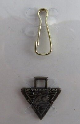 North American Fishing Club Charm Pendant  (Inv1135)