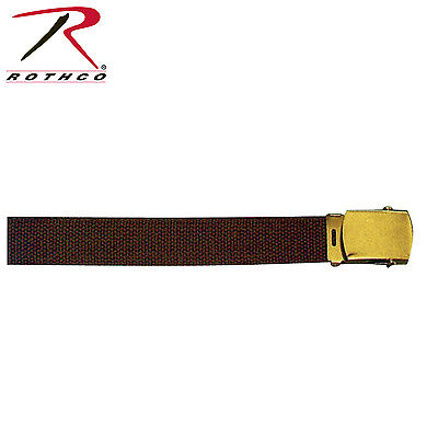 Rothco Brown Web Belt - 4385