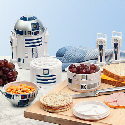 Official Licensed Star Wars R2-D2 Bento Lunch Box!