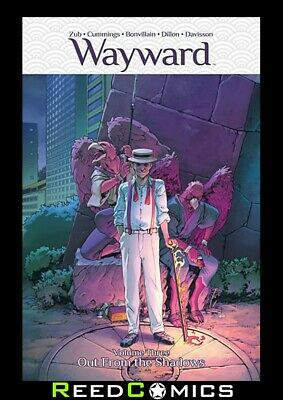 WAYWARD VOLUME 3 OUT FROM THE SHADOWS GRAPHIC NOVEL New Paperback Collects 11-15
