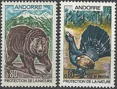 Timbres Animaux Andorre 210/1 ** lot 13683
