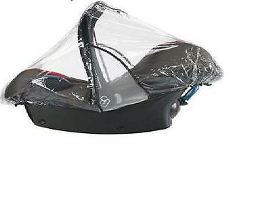 Universal High Quality Car Seat Rain Cover -  Fits Most Of Carseats