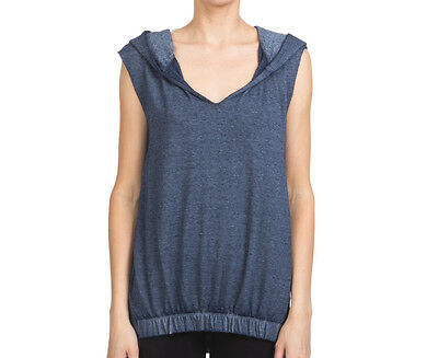 Calvin Klein Performance Women's Banded Front Vest - Navy