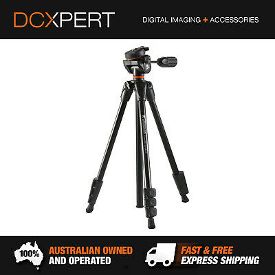 Vanguard Espod Cx 204Ap Aluminium Tripod With Ph-23 Pan/Tilt Head