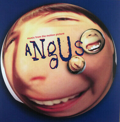 Angus soundtrack limited edition 180gm BLUE vinyl LP NEW/SEALED