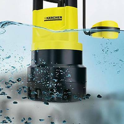 Dirty Water Flood Pump Karcher SP3 Extremely Durable Flexible Automatic Start