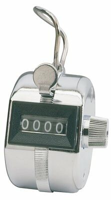 Champion Sports Baseball & Softball Pitch Tally Counter Clicker 4 Digit Display