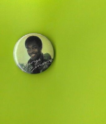 George Benson 1978 pin pinback button badge G