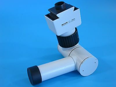 Wild Heerbrugg Monocular Side Observer Short Extension 308701 Surgical Microscop