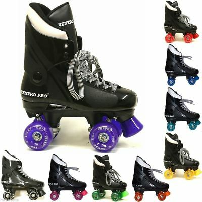 California Ventro Pro Turbo Quad Roller Skates UK Sizes 1-11