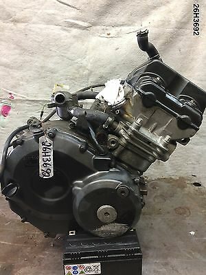 Honda Cbr 250Rr Mc22 All Year Engine Motor Good 30,000 K/m's  Lot26  26H3692 - 9