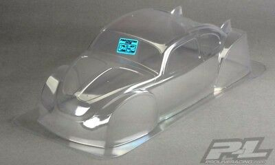 Proline Volkswagen Baja Bug Clear Body for Axial Yeti #3238-02
