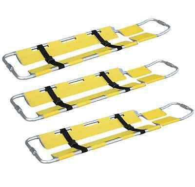 Rescue Shovel stretcher ambulance hospital first aid bed aluminium alloy M