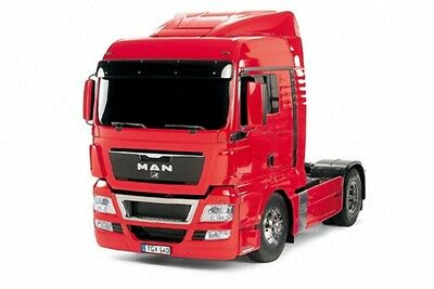Tamiya MAN TGX 18.540 4x2 XLX - Red Edition #56332