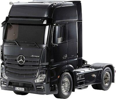 Tamiya Mercedes Benz Actros 1851 GigaSpace Black Edition #56342