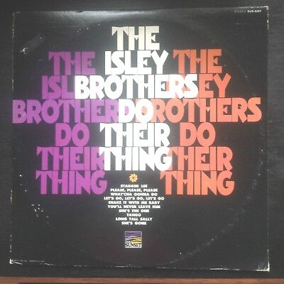 The Isley Brothers - Do Their Thing  - Ex+ Vinyl Lp - First Pressing