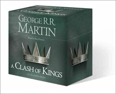 A Clash of Kings by George R. R. Martin 9780008135423 (CD-Audio, 2015)