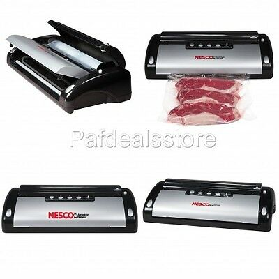 Vacuum Sealers For Food Bags Storage Packaging Kitchen Commercial Roll Machine