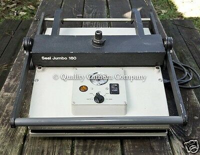 "Seal Jumbo 160 (18.5"" x 15.5"") Dry Mount Press - Mount & Laminate with Ease !!"