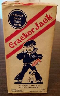 Collectible 2004 Cracker Jack Collector's 1oz Prize Box Unopened/Sealed