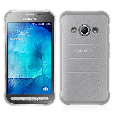 Housse Etui Coque Gel UltraSlim TRANSPARENT Samsung Galaxy Xcover 3 SM-G388F