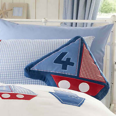 Sailing Boats Cushion