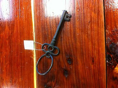 Cast Iron Key Reproduction Circle top