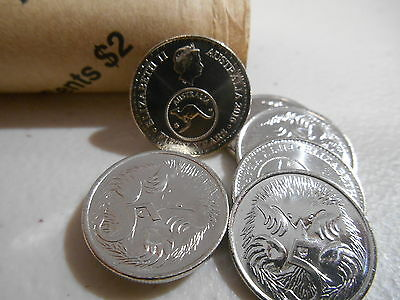 2016 Decimal Currency Changeover Coin 1 x  5c FIVE Cent  From  Mint Roll