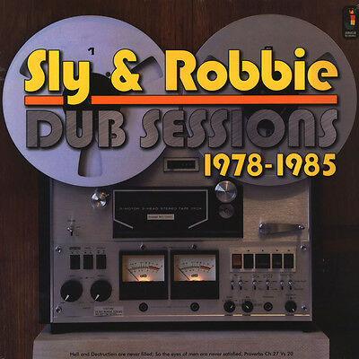 Sly & Robbie - Dub Sessions 1978-1985 Vinyl UK LP
