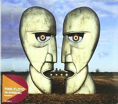 Cd The Division Bell [Remastered] Pink Floyd