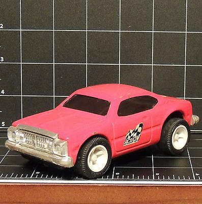 Tonka dark red Corona COUPE PRESSED STEEL MADE IN JAPAN Friction Car