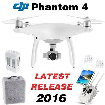 DJI Phantom 4 Drone FPV 4K HD Camera GPS Helicopter 3-Axis Gimbal Quadcopter AU
