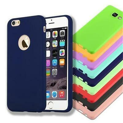 Coque Housse Gel Silicone TPU Ultra Slim Candy APPLE IPHONE Etui Protection Case