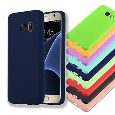 Coque Housse Gel Silicone TPU Ultra Slim Candy SAMSUNG GALAXY Protection Case