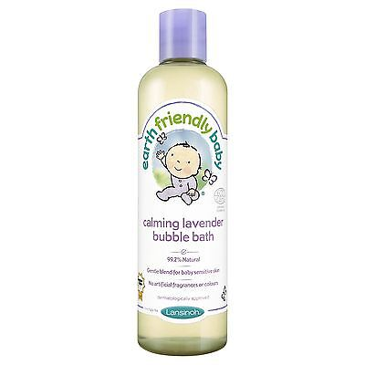 Earth Friendly Baby Calming Bubble Bath Lavender 300ml