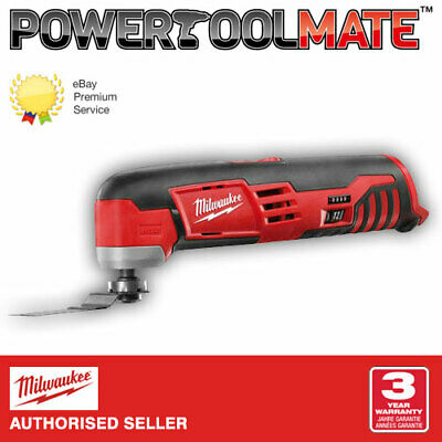 Milwaukee C12MT-0 12v Compact Cordless Multi-Tool - Naked - Bare Unit