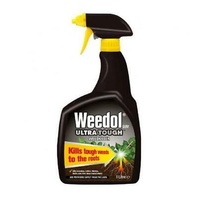 Scotts Weedol Ultra Tough Weedkiller Ready to Use RTU 1ltr