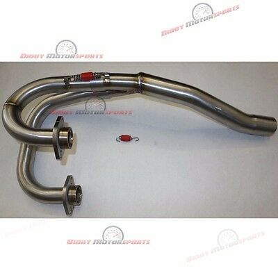 Honda Xr600 Xr 650l Head Pipe Big Gun Exhaust Evo R Header Stainless 09-1611