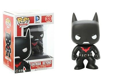 Funko Pop Heroes DC Comics: Batman Beyond Vinyl Action Figure Collectible Toy