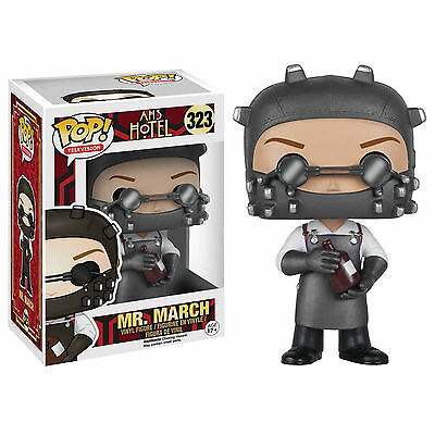 Funko Pop TV American Horror Story Hotel: Mr. March Vinyl Action Figure Toy 9138
