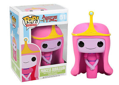 Funko Pop TV Adventure Time: Princess Bubblegum Collectible Vinyl Action Figure