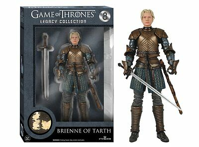 Funko Legacy Collection Game Of Thrones Series 2: Brienne Of Tarth Action Figure