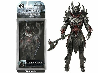 Funko Legacy Collection Skyrim: Daedric Warrior Action Figure (Blister Pack)