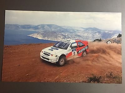 1998 Subaru WRX Coupe Race Car Print, Picture, Poster RARE!! Awesome L@@K